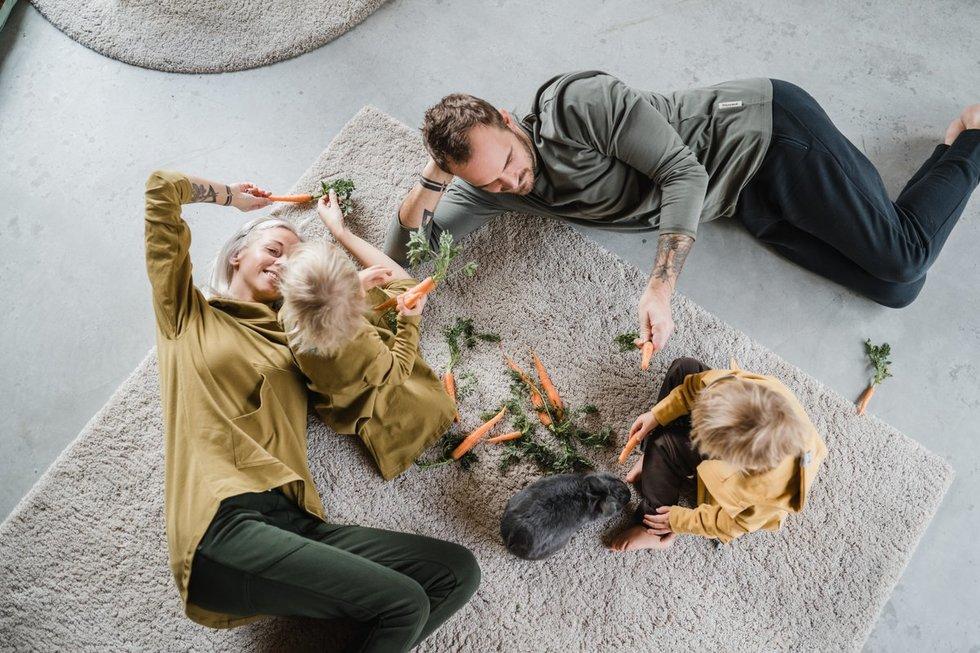 Dvynukų mama T. Dambrauskė savo išgyvenimais su kitais dalijasi ir savo tinklaraštyje (Nuotr. Joana Burn Photography) (nuotr. asm. archyvo)