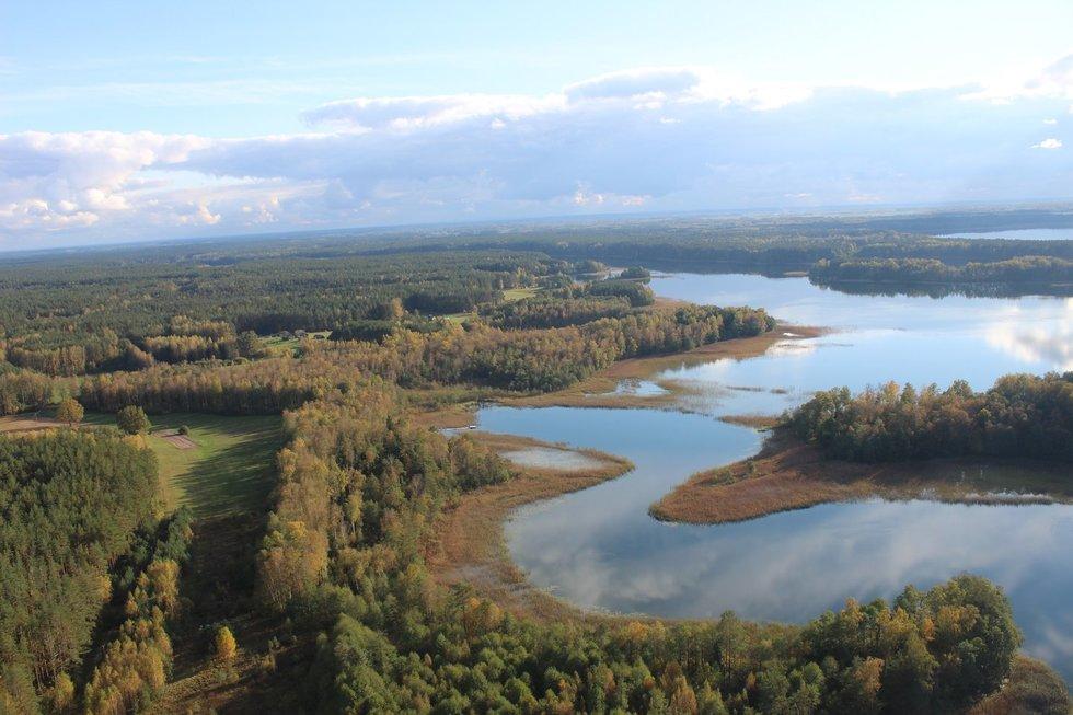 Atveriamas išskirtinio grožio pažintinis takas Lietuvoje: jis – vienintelis toks (Nuotr. Aukštaitijos nacionalinio parko)
