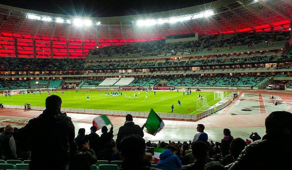 Baku olimpinis stadionas
