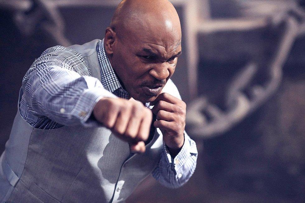 Mike`as Tysonas (nuotr. Vida Press)