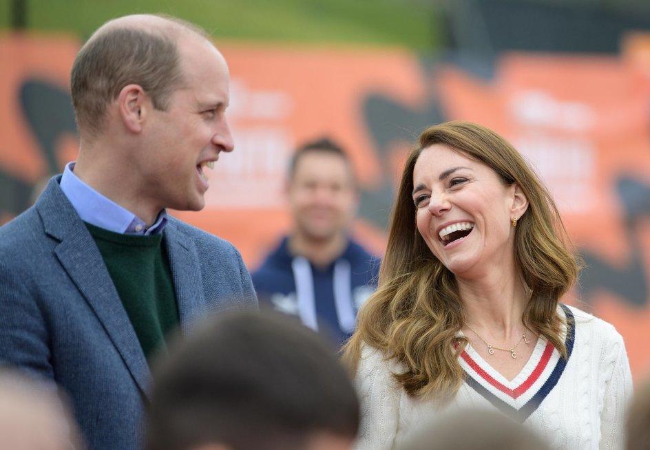 Williamas ir Kate