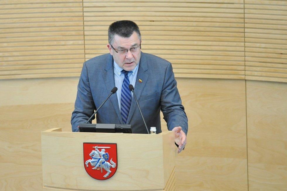 Antanas Matulas (Fotodiena nuotr.)