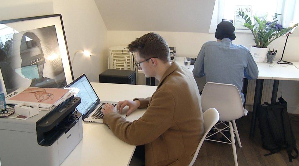Tyrimas: nuotolinis darbas namuose mažina produktyvumą