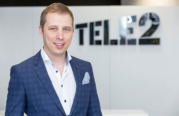 """""""Tele2"""" komunikacijos direktorius Baltijos šalims Andrius Baranauskas (nuotr. asm. archyvo)"""