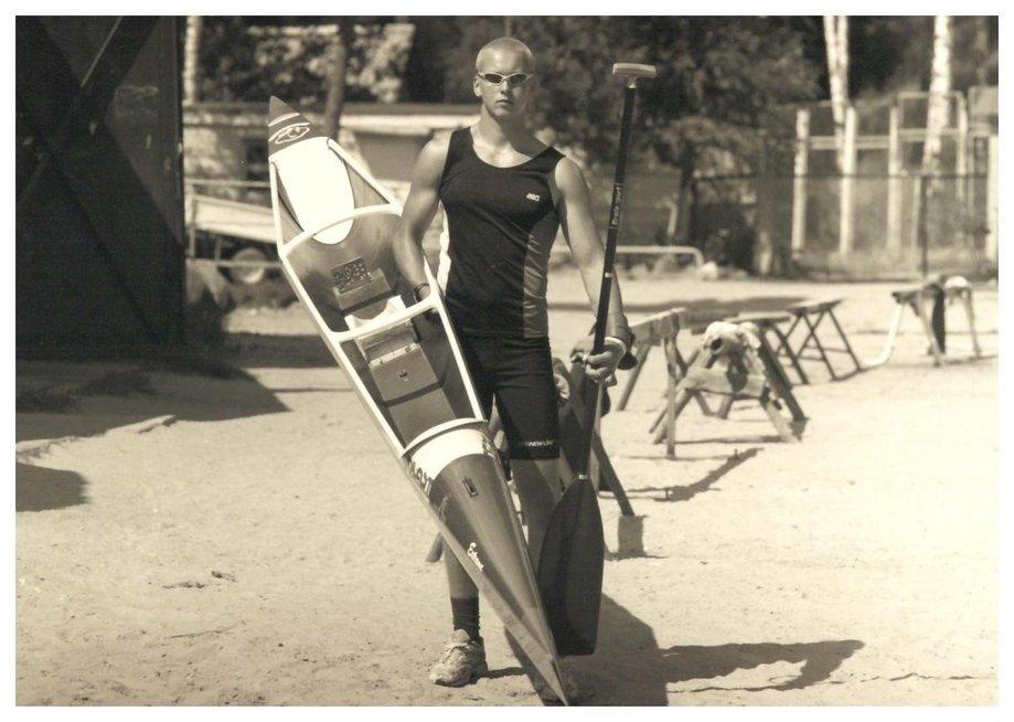 Jevgenijui Šuklinui - septyniolika (2002 m.) (nuotr. asm. archyvo)