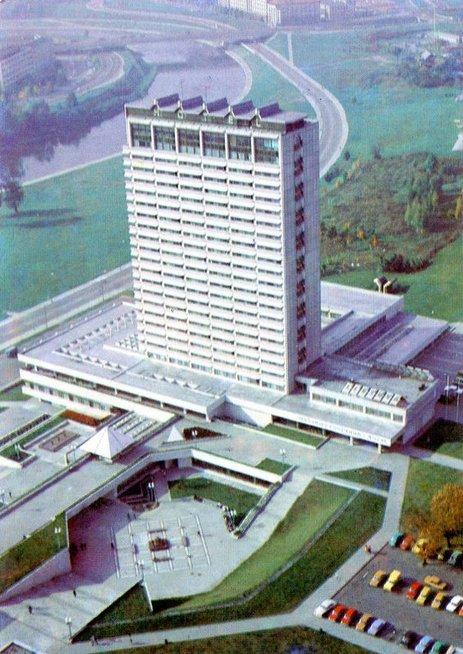 Viešbutis Lietuva (nuotr. Vrublevskių bibliotekos arcyvas)