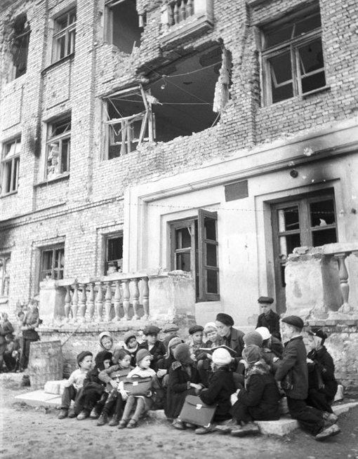 Leningrado apsiaustis, 1941-1942