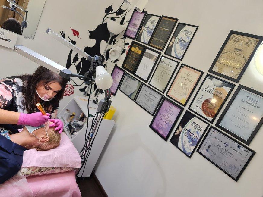 Kosmetologijos procedūra