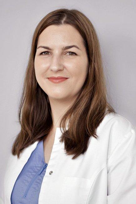 Gydytoja Giedrė Tamulytė