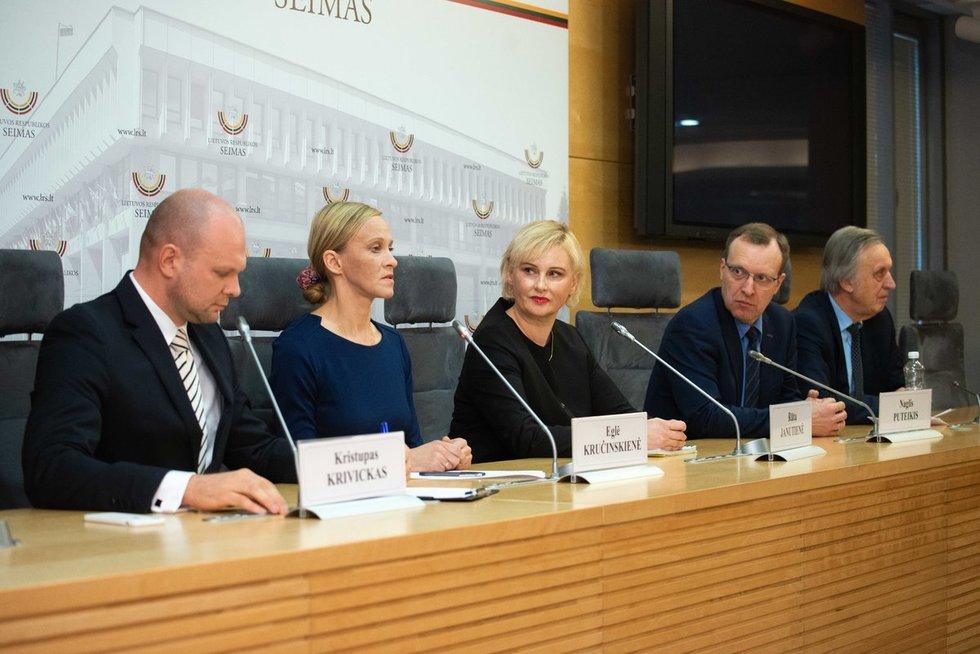 """Kručinskienė ruošiasi į Seimą: nori tapti """"antrosios Lietuvos"""" balsu"""