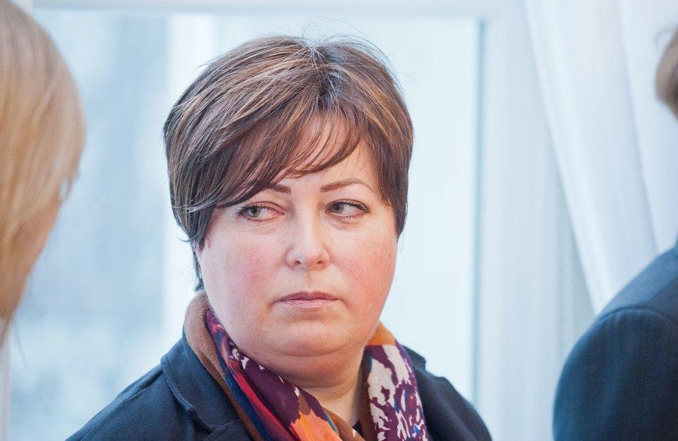 Kristina Mišinienė (nuotr. Fotodiena/Domantas Pipas)