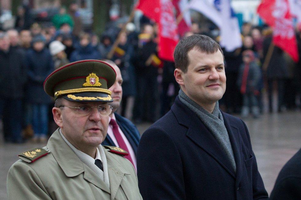Gintautas Paluckas (nuotr. Vilniaus miesto savivaldybės)