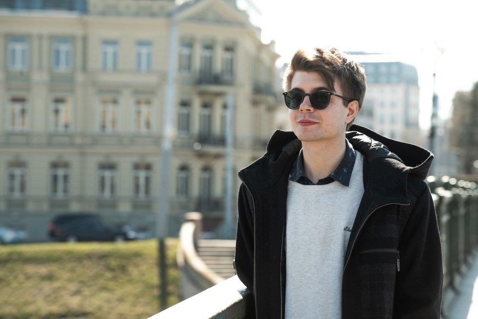 Jonatanas Kazlauskas (nuotr. Fotodiena.lt)