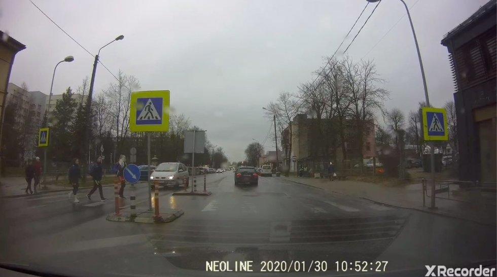 Incidentas Panevėžyje