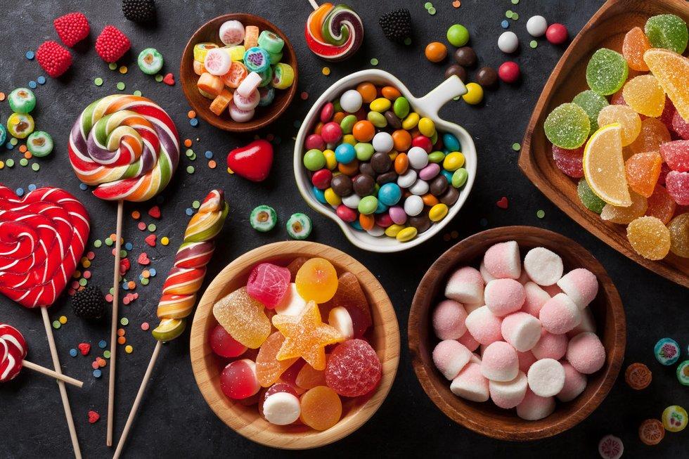Saldainiai (nuotr. Fotolia.com)