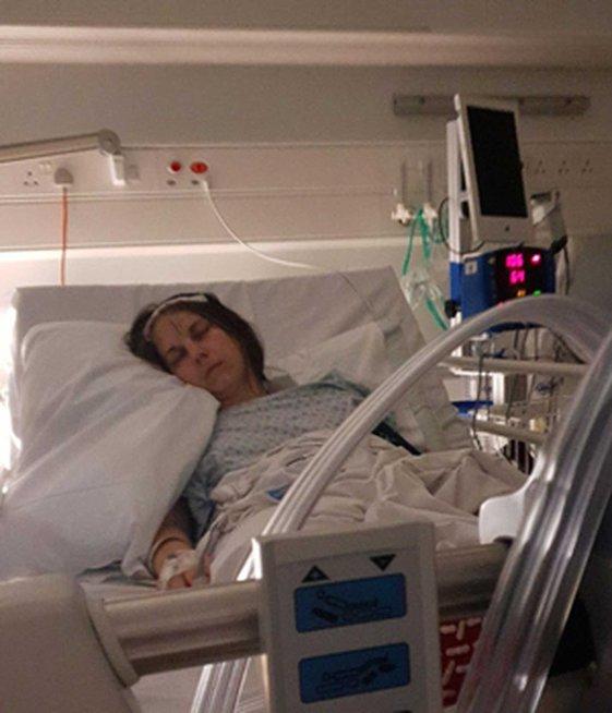 """Moteriai buvo pasakyta, kad ji """"išaugs"""" siaubingus galvos skausmus (nuotr. thebraintumourcharity.org)"""