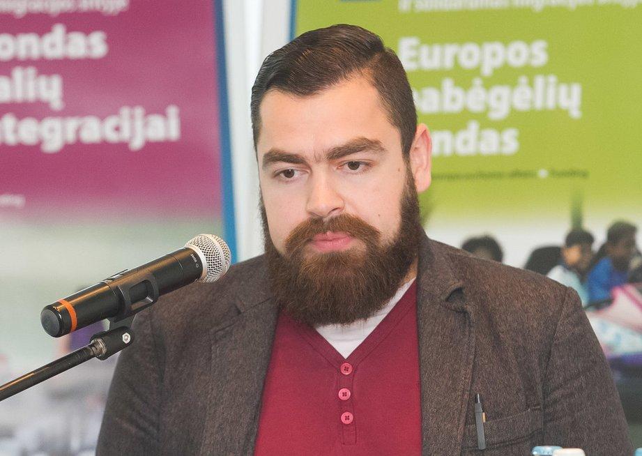 Karolis Žibas (nuotr. Tv3.lt/Ruslano Kondratjevo)