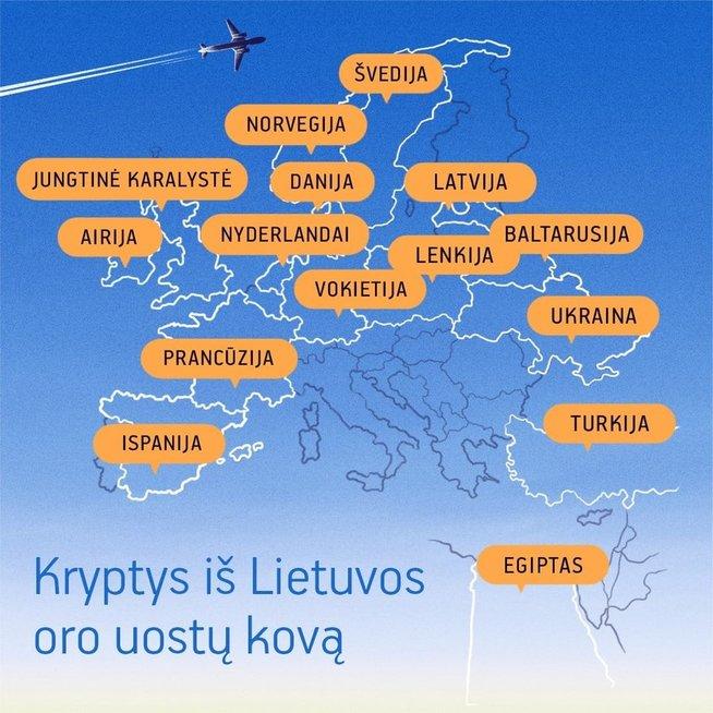 (nuotr. Vilniaus oro uostas)
