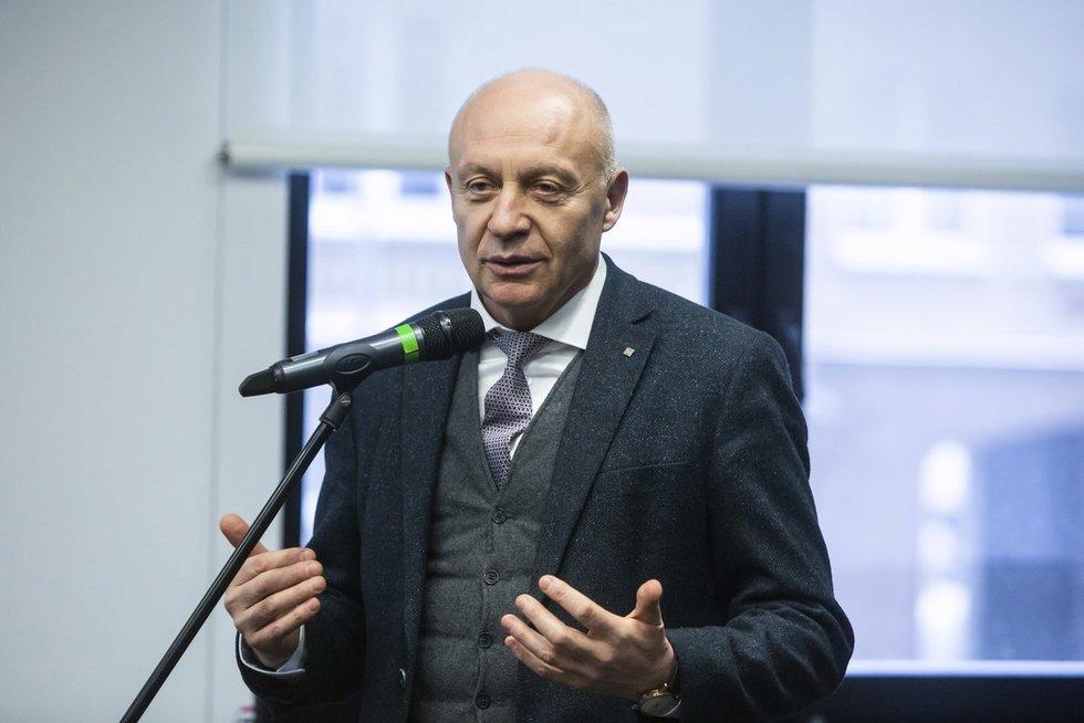 Renaldas Gudauskas (Fotobankas)