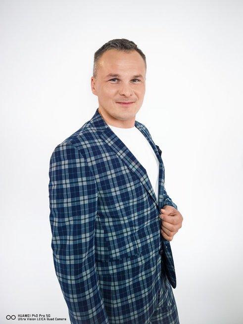 Giedrius Leškevičius (M. Stankaičio nuotr.)