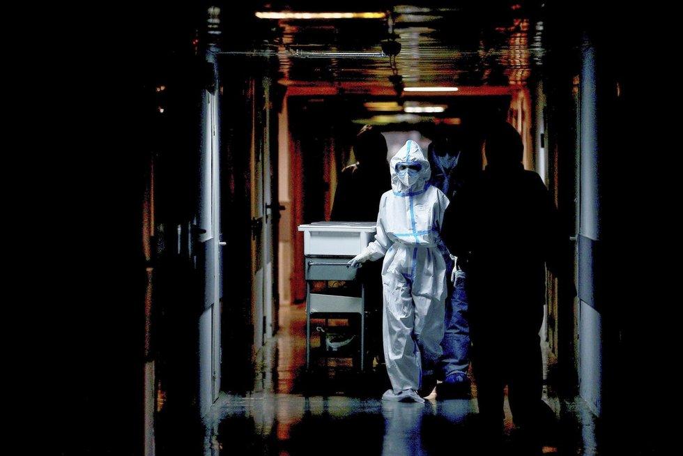 """""""Atsipalaidavom per anksti, reanimacija vėl pilna"""": Rusijoje – nerimas dėl koronaviruso"""
