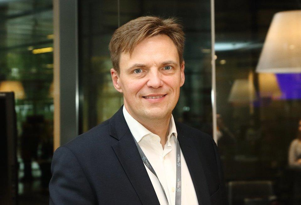 Nextury Ventures generalinis direktorius Mindaugas Glodas (nuotr. Tv3.lt/Ruslano Kondratjevo)