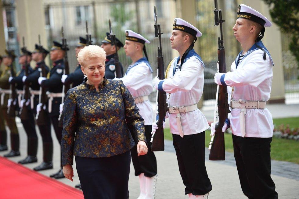 Dalia Grybauskaitė Fotodiena/Arnas Strumila
