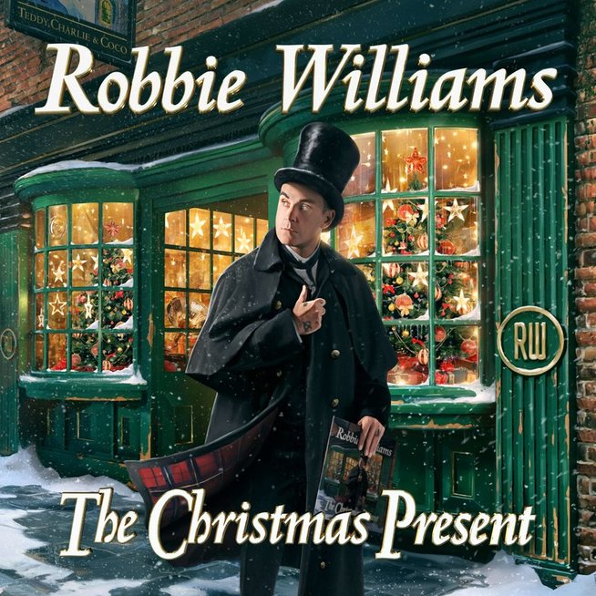 Robbie Williamsas