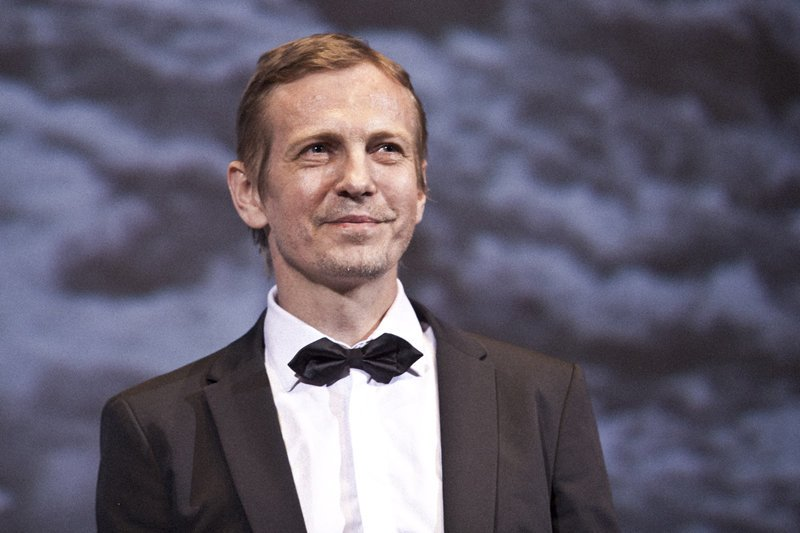 Šarūnas Bartas (nuotr. Organizatorių)