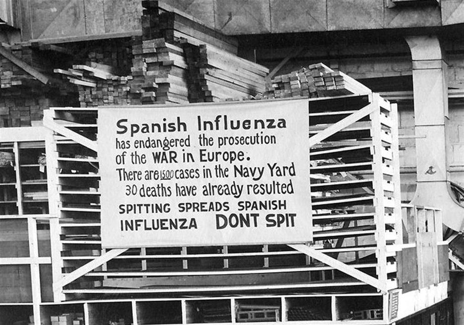 Ispaniškasis gripas