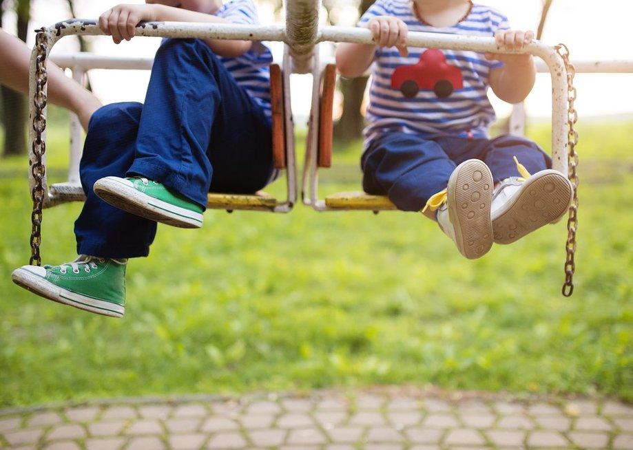 Vaikai (nuotr. 123rf.com)
