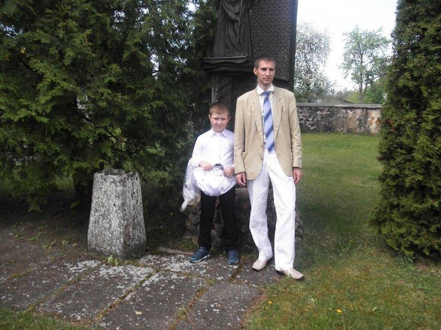 Ramūnas Karpauskas (nuotr. facebook.com)