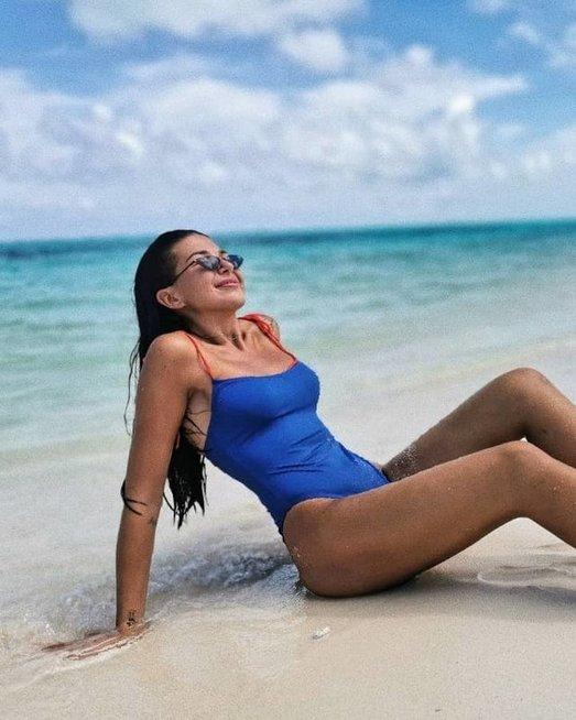 Sofio Gelašvili atostogos
