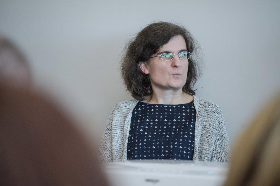 Ainė Ramonaitė (nuotr. Fotodiena.lt)
