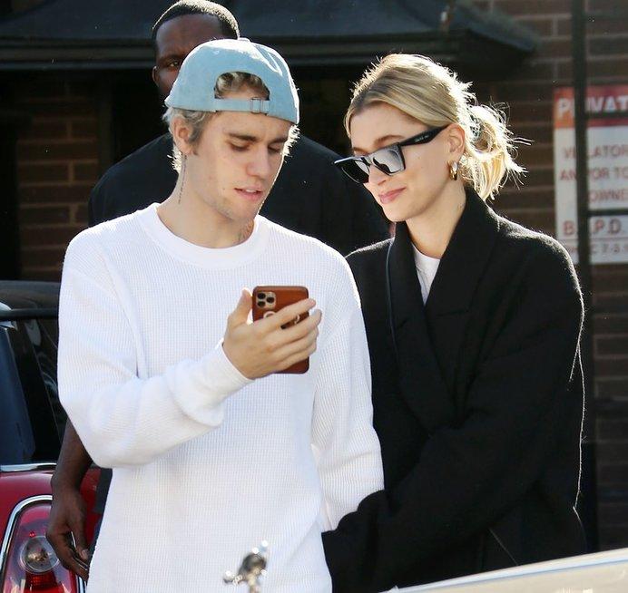 Justin Bieber ir Hailey Baldwin