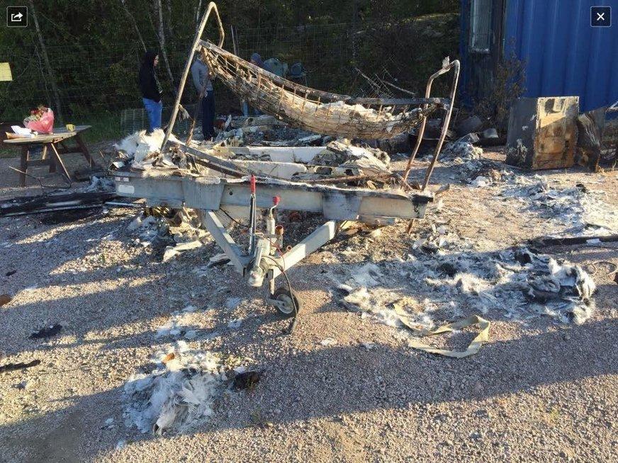 Šeima jau beveik 5 metus negali sulaukti atsakymų, kas nutiko naktį, kai kilo gaisras