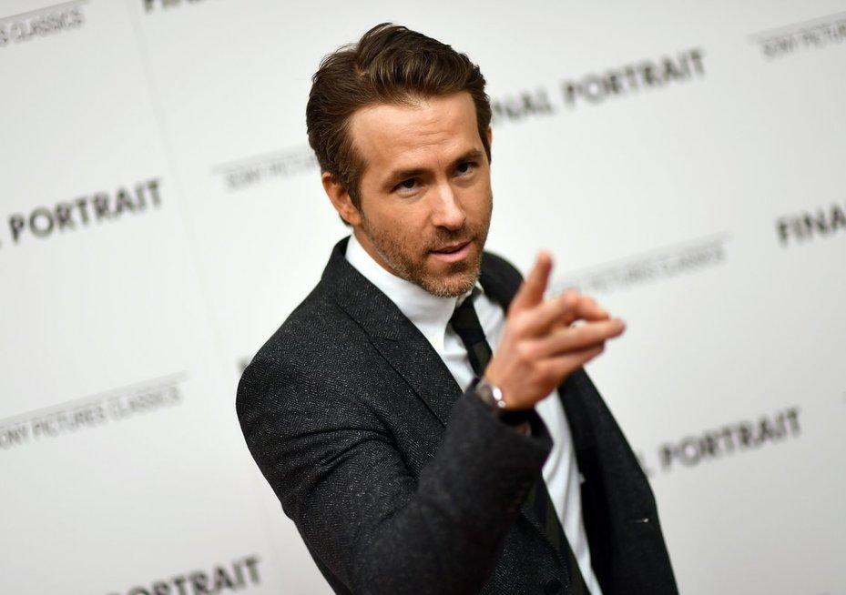 Ryan Reynolds (nuotr. SCANPIX)