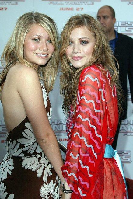 Mary-Kate ir Ashley Olsen