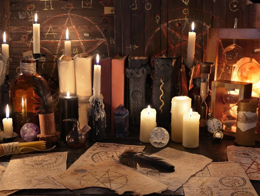 Mistiniai reiškiniai (nuotr. Fotolia.com)