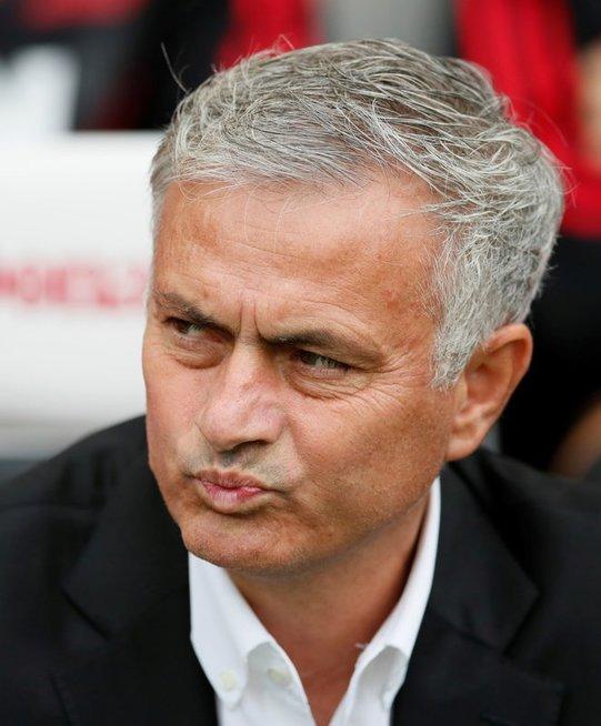 Jose Mourinho (nuotr. SCANPIX)