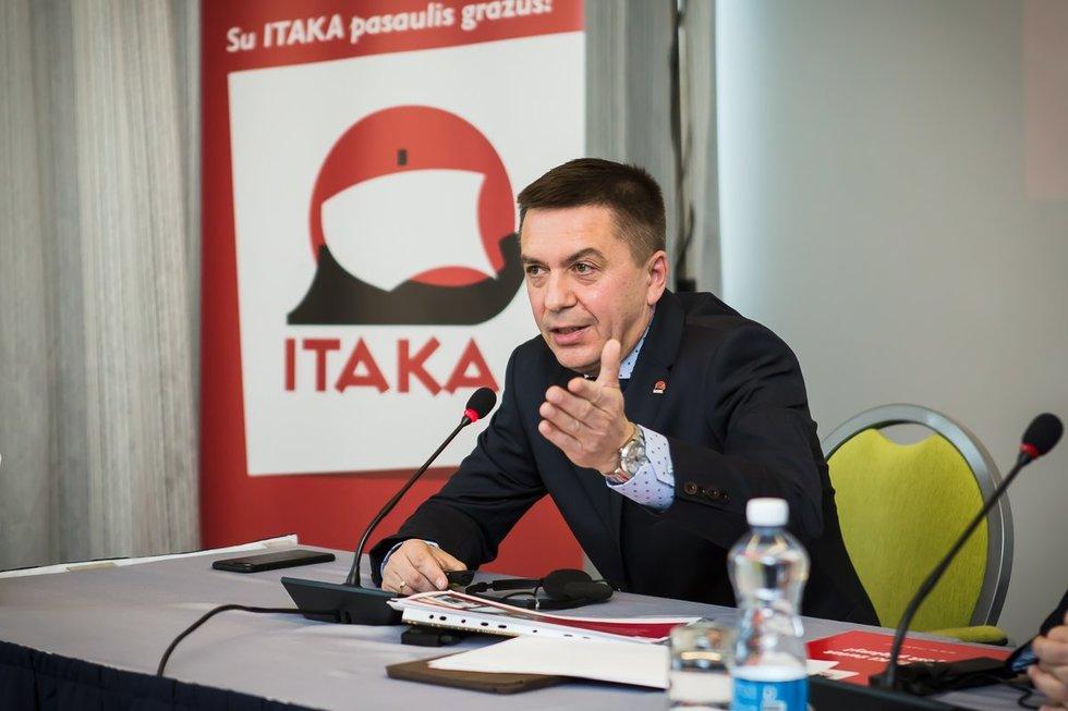 """""""Itaka"""" viceprezidentas ir """"Itaka Lietuva"""" valdybos narys Piotras Heniczas (nuotr. bendrovės)"""