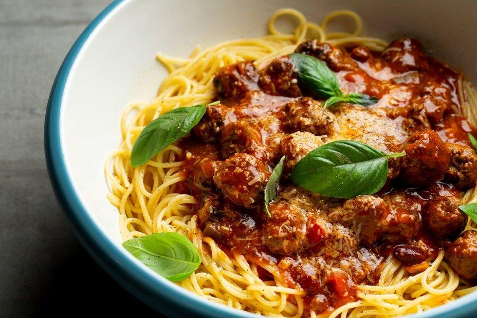 Itališki mėsos kukuliai