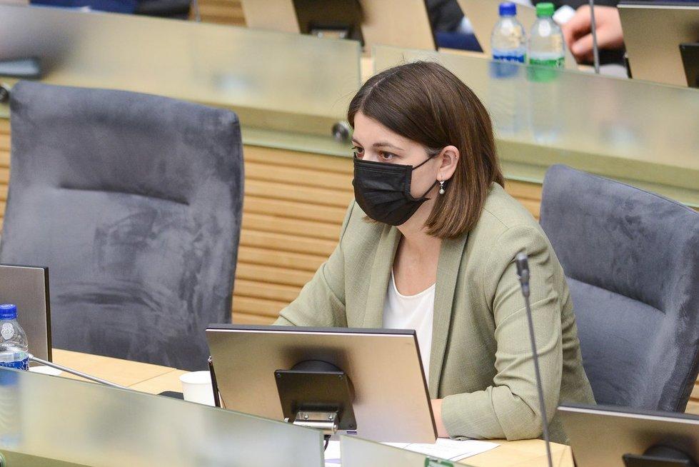 Gintarė Skaistė (nuotr. Fotodiena)