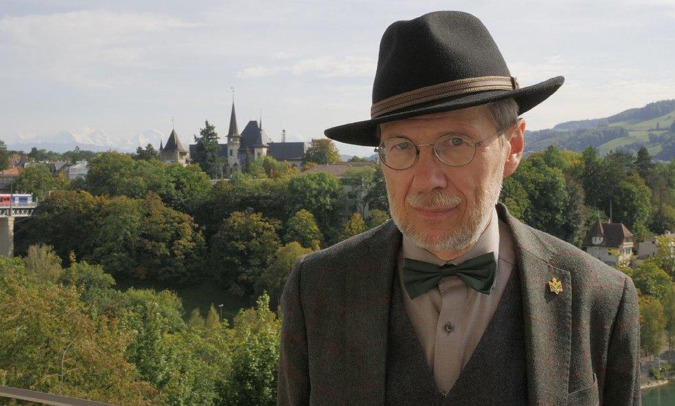 Liudas Mažylis (nuotr. Organizatorių)