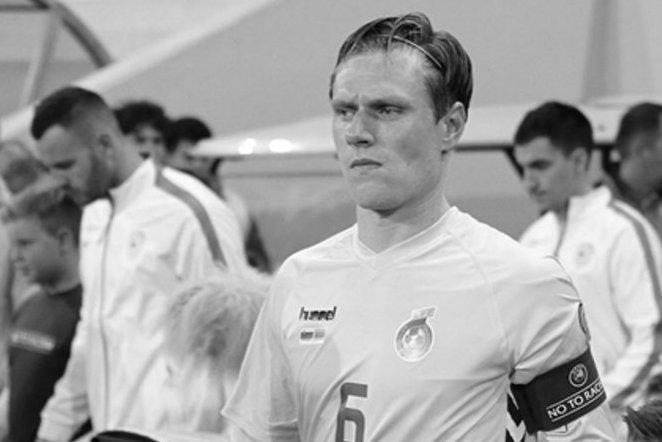 Marius Žaliūkas.