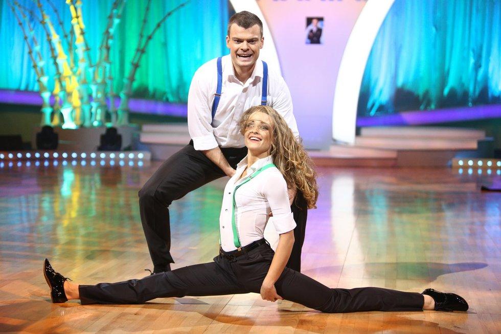 Milana Jašinskytė ir Mindaugas Rainys