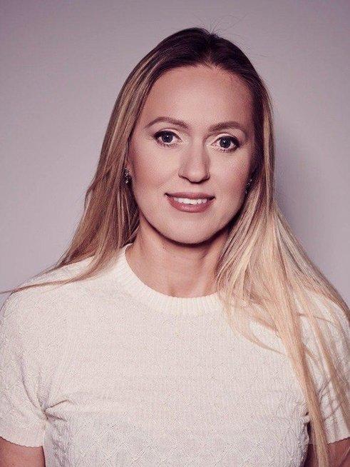 Erika Stankevičiūtė. Japonų alternatyvios medicinos ekspertė. Foto T.Kauneckas
