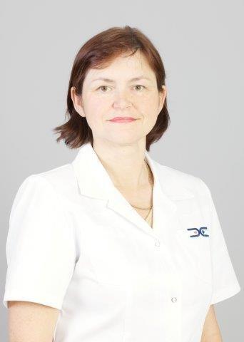 Gydytoja Irena Degutienė