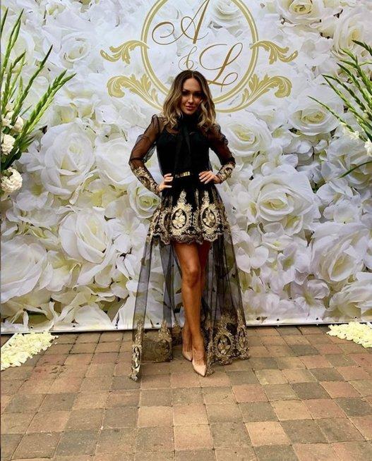 Oksana Pikul-Jasaitienė (nuotr. Instagram)
