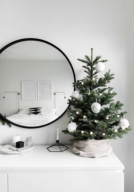 Kalėdinių eglių idėjos (nuotr. 123rf.com)